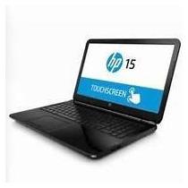 Laptop Hp 15-f024wm 15,6 Pantalla Tactil 4gb Mram 500gb Dd
