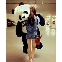 Oso Panda Gigante De Peluche 1.50 Mt Un Regalo Especial