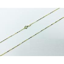 Corrente Cordão Cartier 60cm Masculino Ouro 18k - Garantia