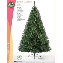 Arbol O Pino De Navidad Verde 1.90 Metros Royal Canada
