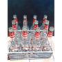 Botellas De Vidrio Vacias Dr Lemon 650 Ml Recicladas (12)