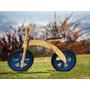 Bicicleta Sin Pedales De Inicio Madera 2 A 5 Años
