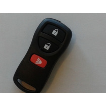 Control Alarma Nissan Xtrail 2002 Al 2011, Xterra 2002- 2004