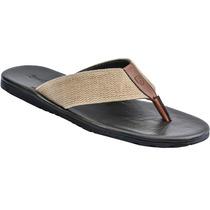 Chinelo E Sandália Masculina Em Couro Stock Sandals