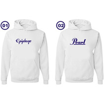 Sueter Sweater Personalizados Musica Pearl Peavey Gibson