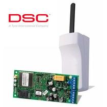 Dsc Gs 3125 Gsm Back Up Comunicador Celular Gprs Sms Alarma