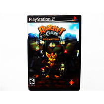 Ratchet Clank Size Matters Nuevo - Playstation 2 - Ps2
