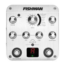 Pedal Violao Fishman Aura Spectrum Di Preamp O F E R T A
