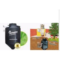 Biodigestor Rotoplas Rp600l Capacidad 600 Litros 2 Disponibl