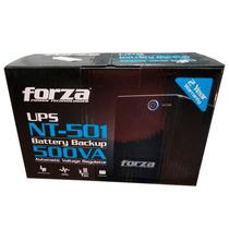 Ups Forza 500va Nt-501 250w Totalmente Nuevo