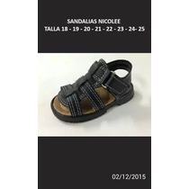 Zedmy Sandalias Para Niño, Nicole Al Mejor Precio