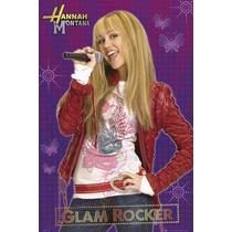 Ballerinas Hannah Montana Rosadas Talla 36