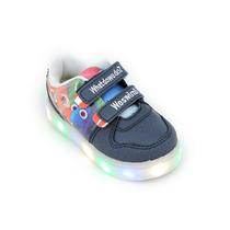 Zapatillas Addnice Bebe Nemo 1000 Luces Azul Deporfan