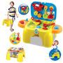 Banquito Mesa De Juegos Para La Playa C/ Palas Zippy Toys