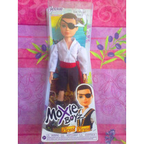 Muneco Moxie Boyz Vestido De Pirata