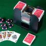 Mezcla De Marca Poker 6 Cubierta Automática De La Tarjeta