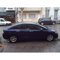 Honda Civic Exs Mt 2008