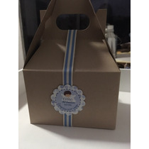 Cajas Boxlunch Decoradas Kit Anticruda Dulceros