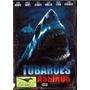 Dvd - Tubarões Assassinos - Corin Nemec, Vanessa Angel