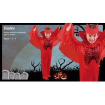 Disfraz Diablo - Candela Halloween - La Lucila