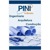 Kit De Livros - Engenharia Civil, Arquitetura E Construção