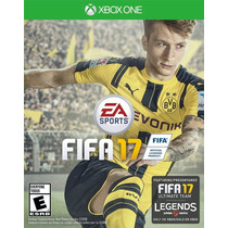 Fifa 17 - Xbox One (físico) Ya Disponible Msi