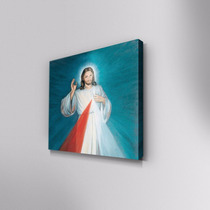 Cuadro Decorativo Señor De La Misericordia En Canvas 80x60cm