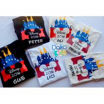 Franelas Personalizadas Ideales Para Cumpleaños, Viajes