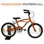 Bicicleta Rodado 16 Keirin Paseo Ideal 5 A 8 Años Envios