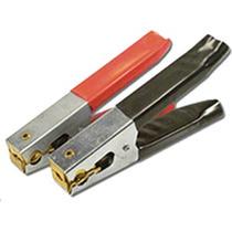 Garra Bateria Grd 5 125mm 100amp C Ponta Latao Ff