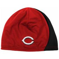 New Era Rojos De Cincinnati Gorro Knit Neo Tech Nuevo