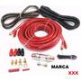 Cables De Instalacion Para Potencias 1700 Watts- Marca Xxx