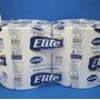 Bobina De Papel Tissue D/hoja Elite 25 Cm X 400 Mts