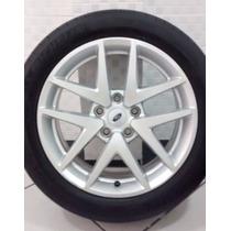 Jogo Rodas Ford Fusion Aro 16 5x114 Com Pneus