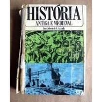 Livro História Antiga E Medieval José Jobson De A. Arruda