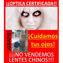 Pupilentes Halloween Envio Gratis! 100% Original Facturamos!