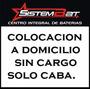 Bateria Signers 12x36 Honda Fit Tico Colocacion Caba S/c