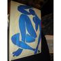 Cuadro Mural Lamina Matisse Desnudo Azul Iv Jer