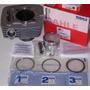 Kit Cilindro + Piston Honda Cbx / Nx / Xr 200 Brasil Orig