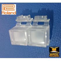 Par Knob / Botão Teclado Roland G70 Original Novo