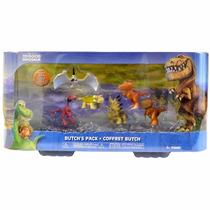 Boneco O Bom Dinossauro 6 Figuras Em Domo - Sunny Brinquedos
