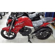 Moto Yamaha Fz Fi Ver. 2.0 0km Roja/negra