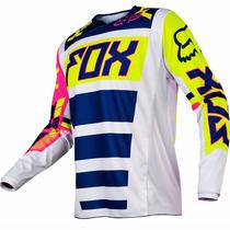 Jersey Juvenil / Adolescentes Falcon 180 De Fox Motocross