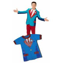 Remera Disfraz Topa Disney Junior Express - Din Don