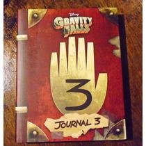 Diario 3 Gravity Falls [ Journal:3 ] Envio Gratis Dhl