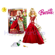 Barbie Un Cuento De Navidad Eden Starling Mattel Chacao