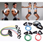 Ligas Elásticas De Resistencia Para Ejercicios Gym Pilates
