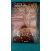 Livro Dilúvio Teardrop V. 2 Lauren Kate Ed. Galera Record