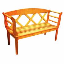 Holz Design- Aj-04 Banco Mineiro De 3 Lugar