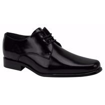 Zapatos Piel Suela Cuero Msi + Envío Gratis
